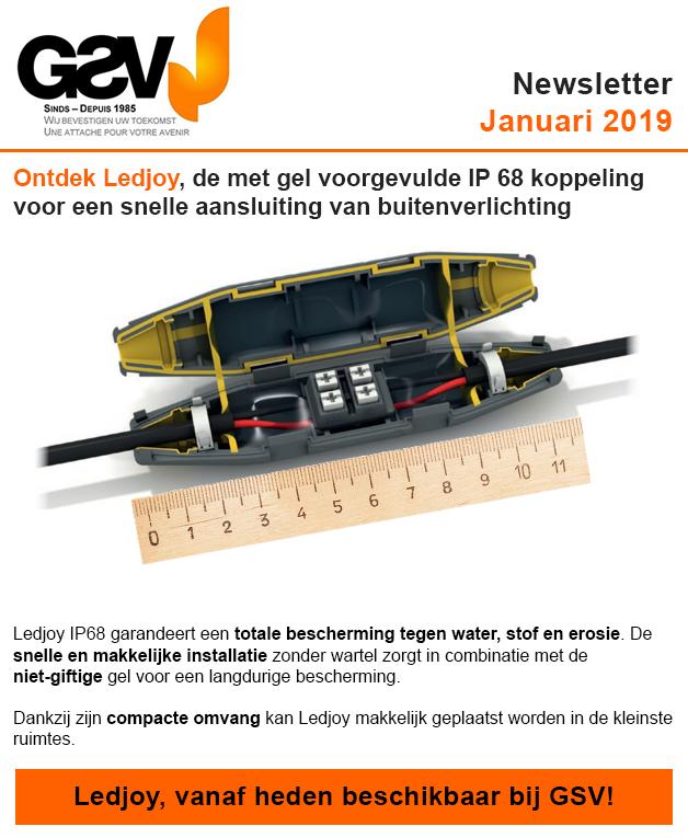 Newsletter 01/2019