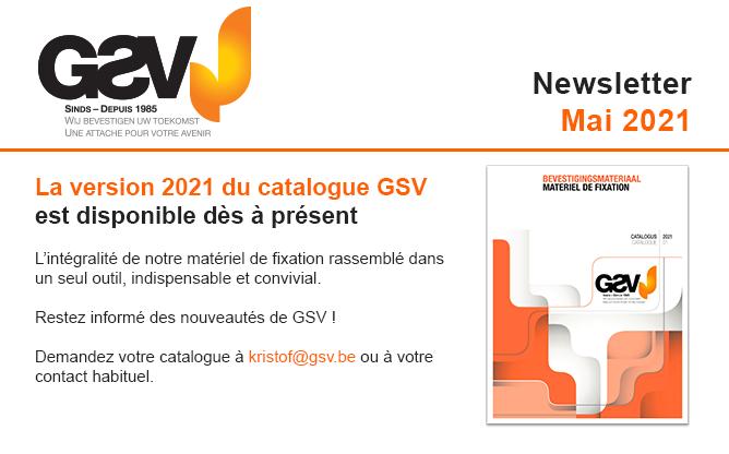 Newsletter 05/2021